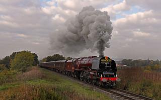 Duchess of the East Lancashire Railway