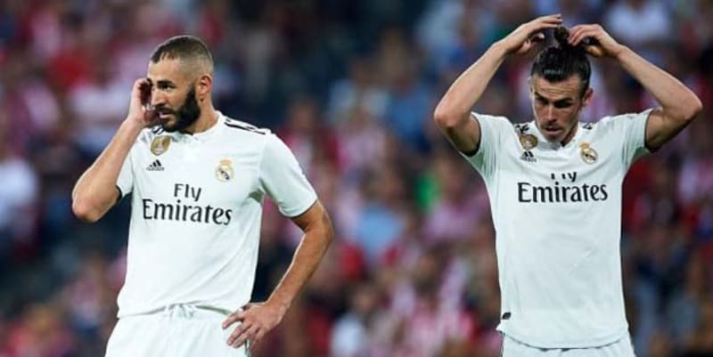 Bale dan Benzema tidak bisa mengisi peran Ronaldo