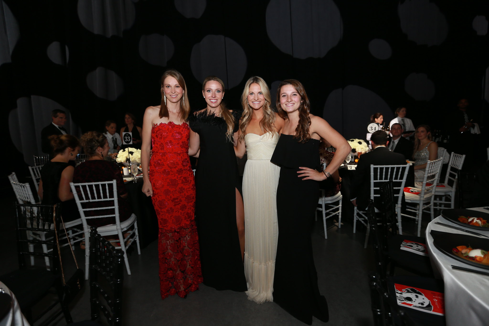 Storybook Ball 2018_Tatiana Chara, Kaitlyn Acciari, Melanie Krug, Bradley Fusco_W2ST9872
