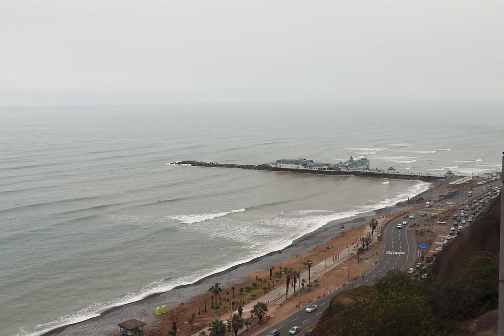 J2 : 19 septembre 2018 : Arrivée à Lima