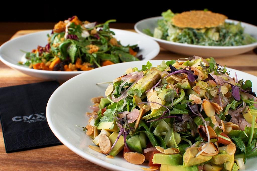CMX CinÇBistro Salads