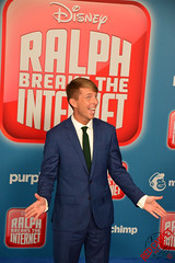 "Jack McBrayer at Disney's ""Ralph Breaks the Internet"" World Premiere in Hollywood - DSC_0350"