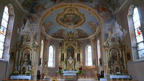 Kath. Pfarrkirche hl. Johannes der Täufer