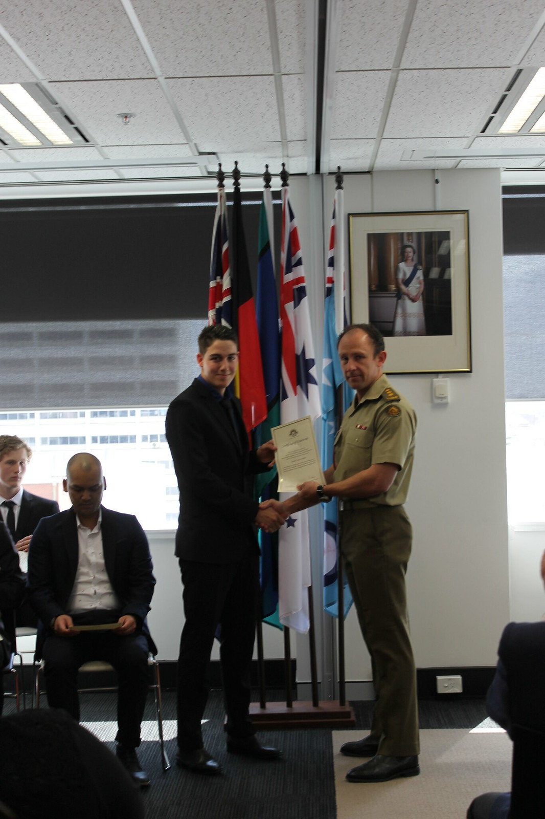 ADF Ceremony 24.09.18