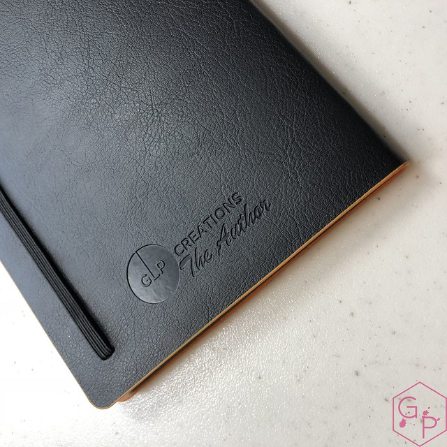 The Author Tomoe River Notebook Review by GLP Creations 15