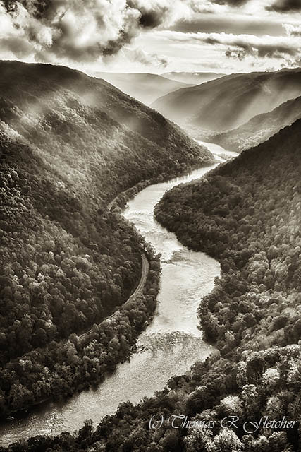 Grandview New River Gorge