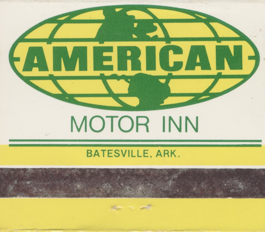 American Motor Inn - Batesville, Arkansas