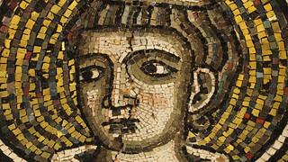 Courtyard and Mosaics