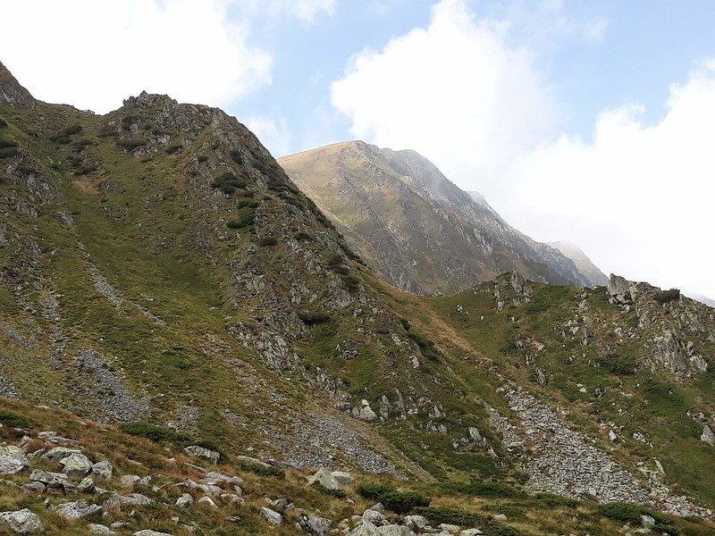 Muntii Fagaras - Valea Sambetei - Fereastra Mare