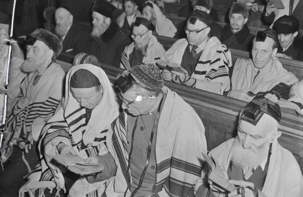 1960. Повторение молитвы