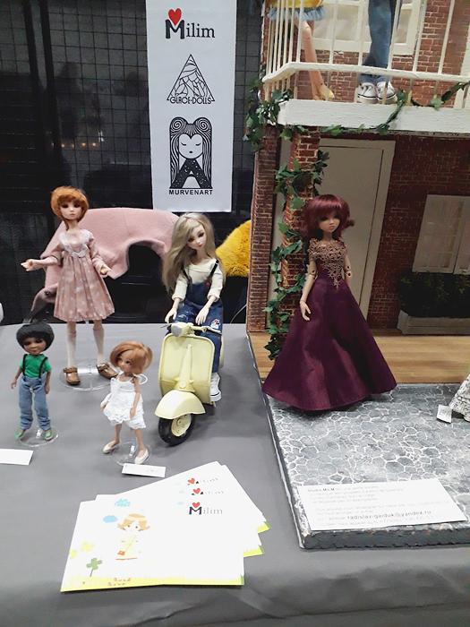 выставки кукол