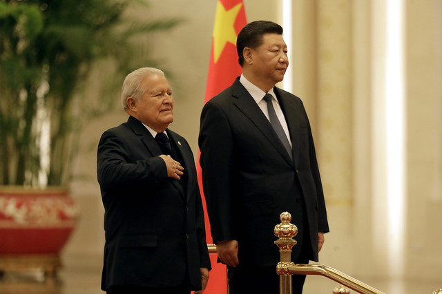 Visita de Estado a China