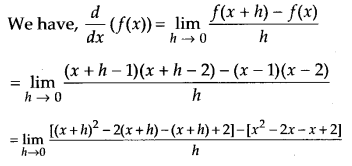 NCERT Solutions for Class 11 Maths Chapter 13 Limits and Derivatives 71