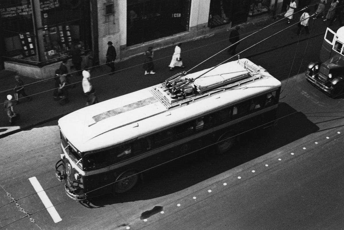 1931. Уличное движение