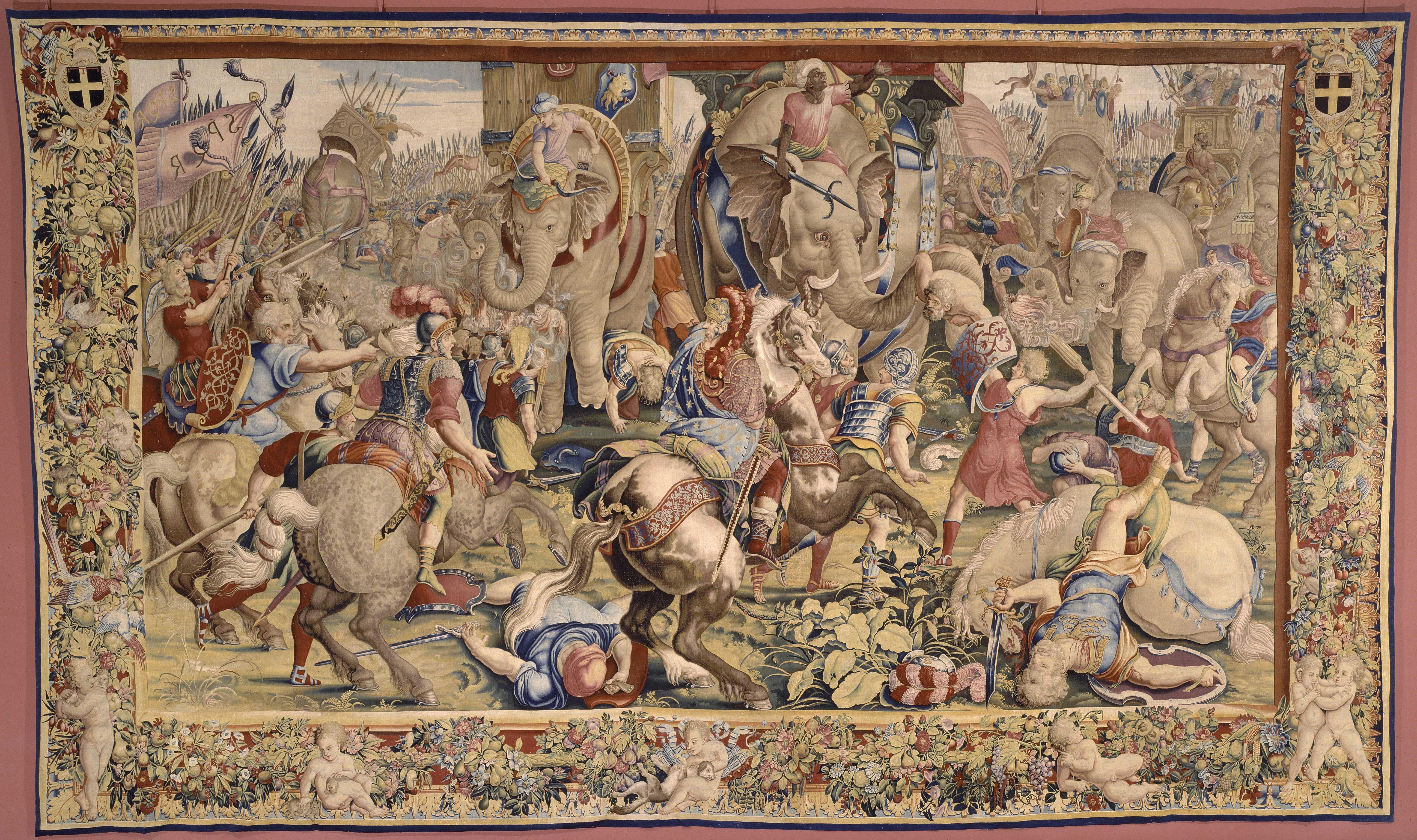 Battle of Zama (