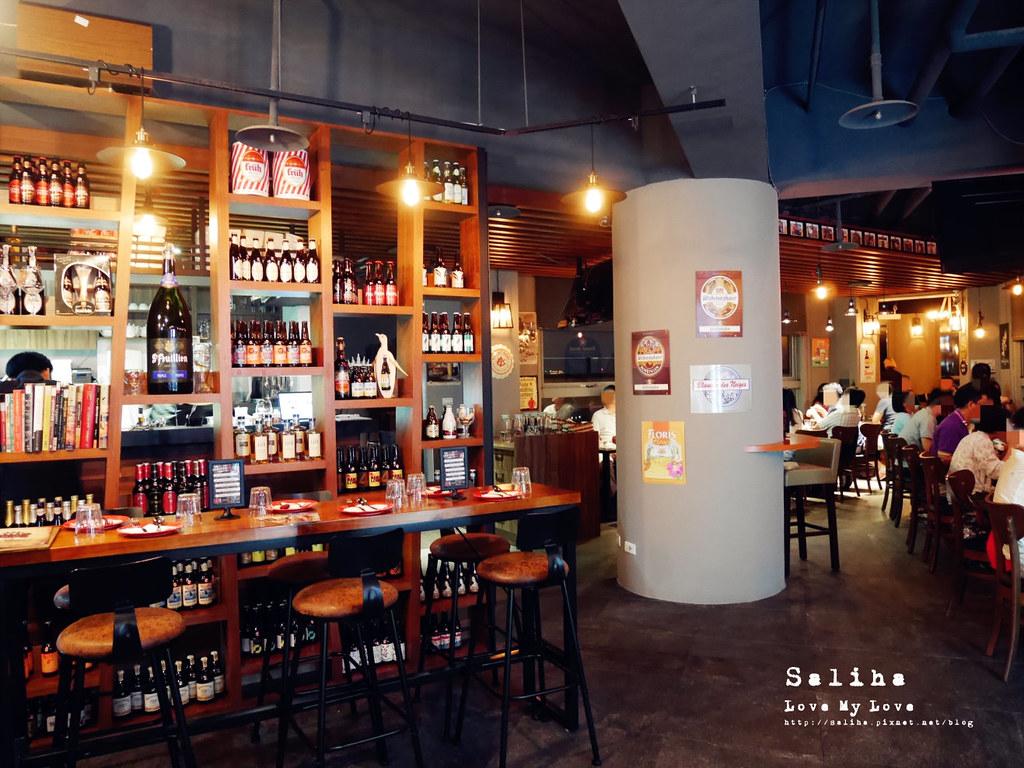 ABV閣樓餐酒館頂樓景觀餐廳啤酒小酌球賽 (3)