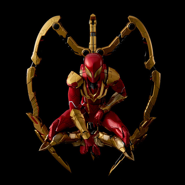 RE:EDIT 1/6 Iron Spider Action Figure by Sentinel