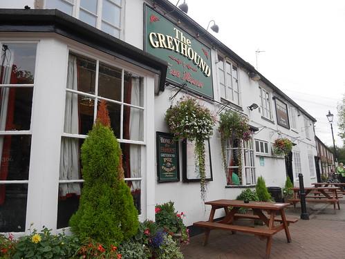 Greyhound, Sutton Stop