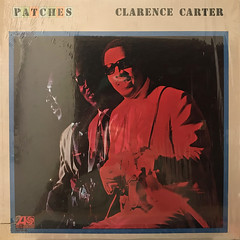 CLARENCE CARTER:PATCHES(JACKET A)