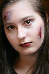 Beautiful zombie--