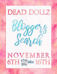 Dead Dollz Bloggers Search - November 2018