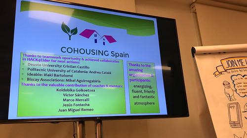 CoHousing en el País Vasco y en España