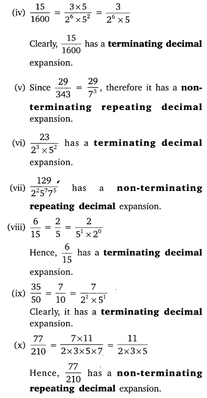 NCERT Solutions for Class 10 Maths Chapter 1 Real Numbers e4 1b
