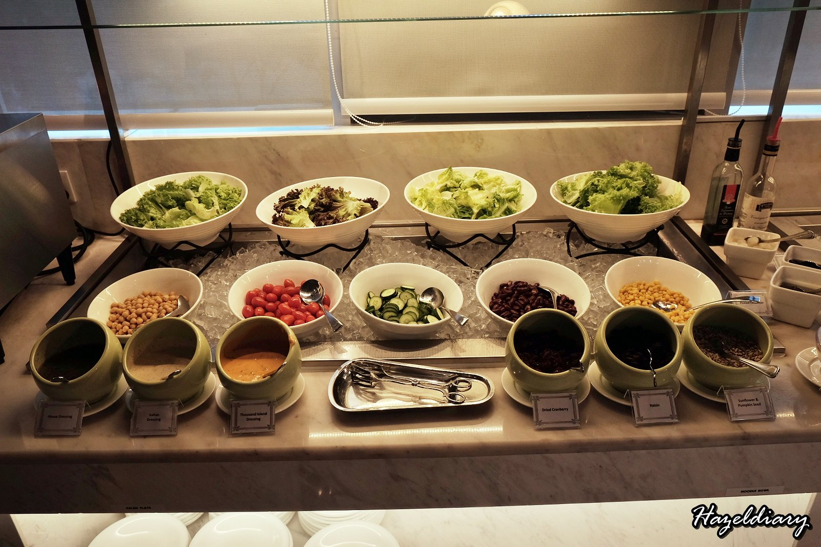 Rasa Sayang Buffet-Mecure Bugis Hotel-Salad