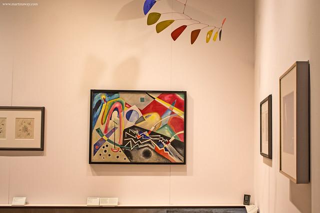 Galleria d'arte moderna e contemporanea, Ca' Pesaro