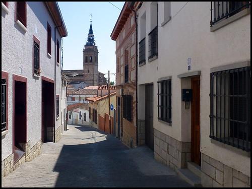 MÉNTRIDA. PROVINCIA DE TOLEDO. SPAIN.