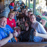 Primary photo for Day 3 - Knott's Berry Farm and Adventure City (West Coast Bash 2015)
