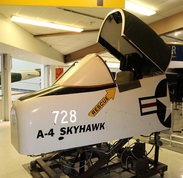 A-4 Skyhawk Simulator