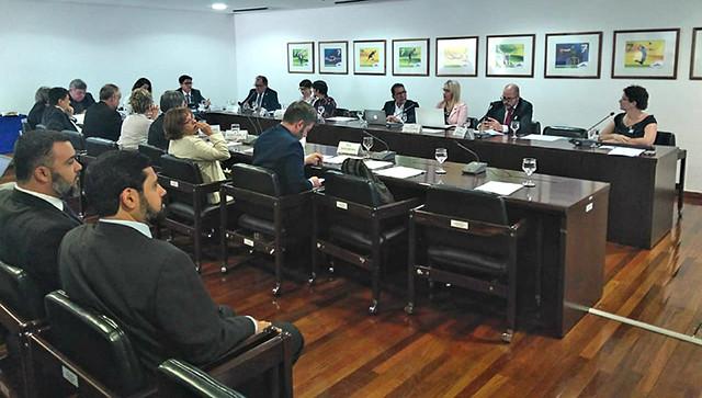NUMA participa de atividades de Câmara Temática de Implementação dos ODS em Brasília