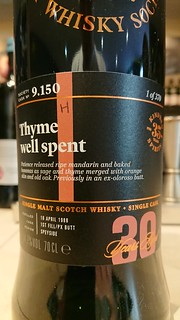 SMWS 9.150 - Thyme well spent