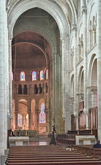Fontgombault, Indre, France. Abbey of Notre Dame. - Photo of Pouligny-Saint-Pierre