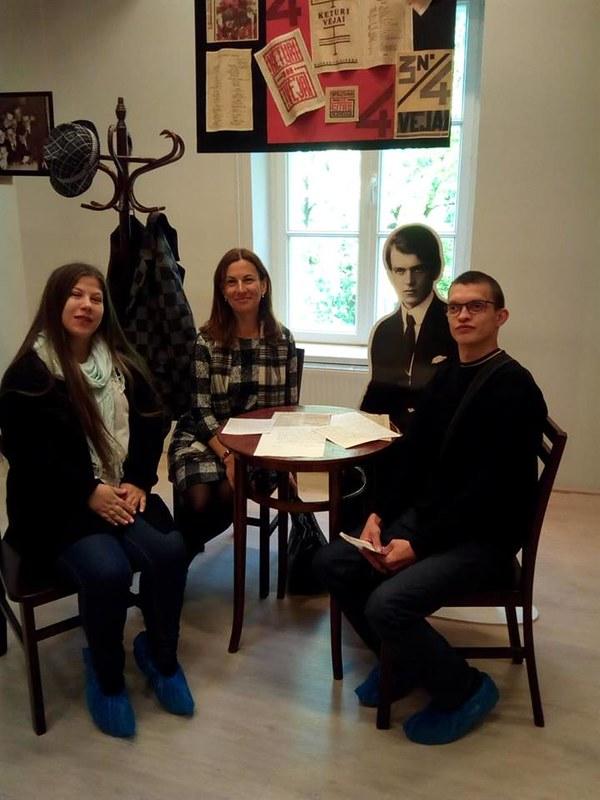 išvyka Maironio muziejus