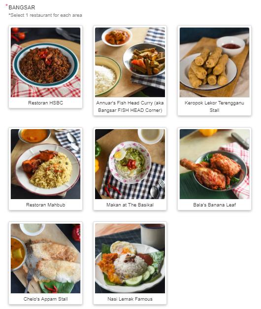 Restoran Favourite Rakyat Malaysia Di Grabfood