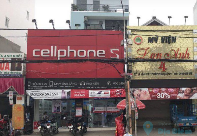 CellphoneS Lê Văn Việt