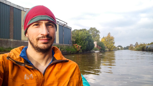 Paddling from Steenwijk to Giethoorn