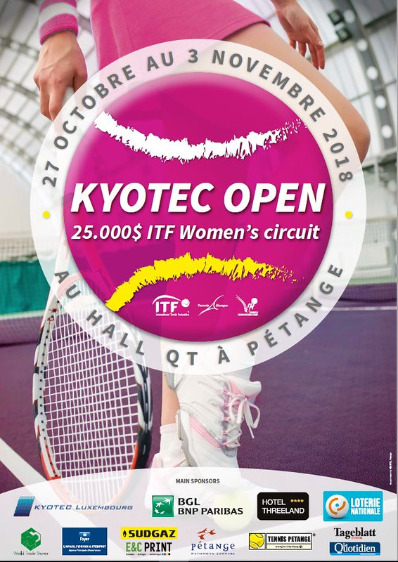 KYOTEC OPEN 2018
