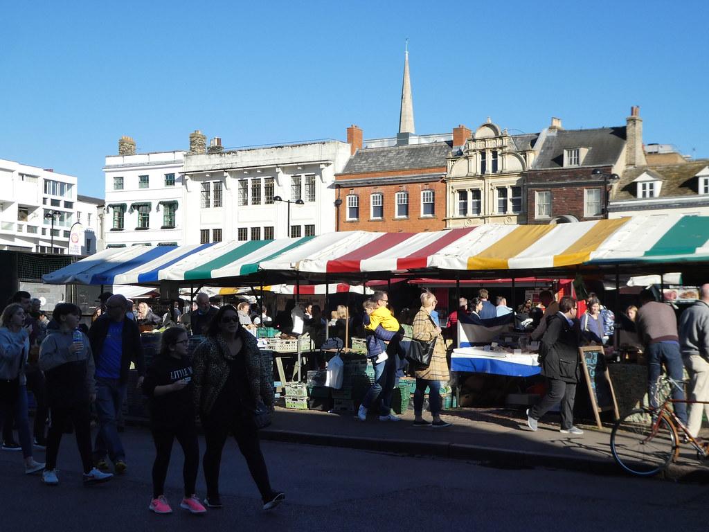 Cambridge Market Place