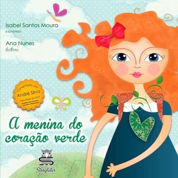 A Menina do Coração Verde Capa_n