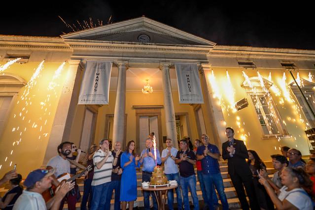 24.10.18 Aniversário de Manaus