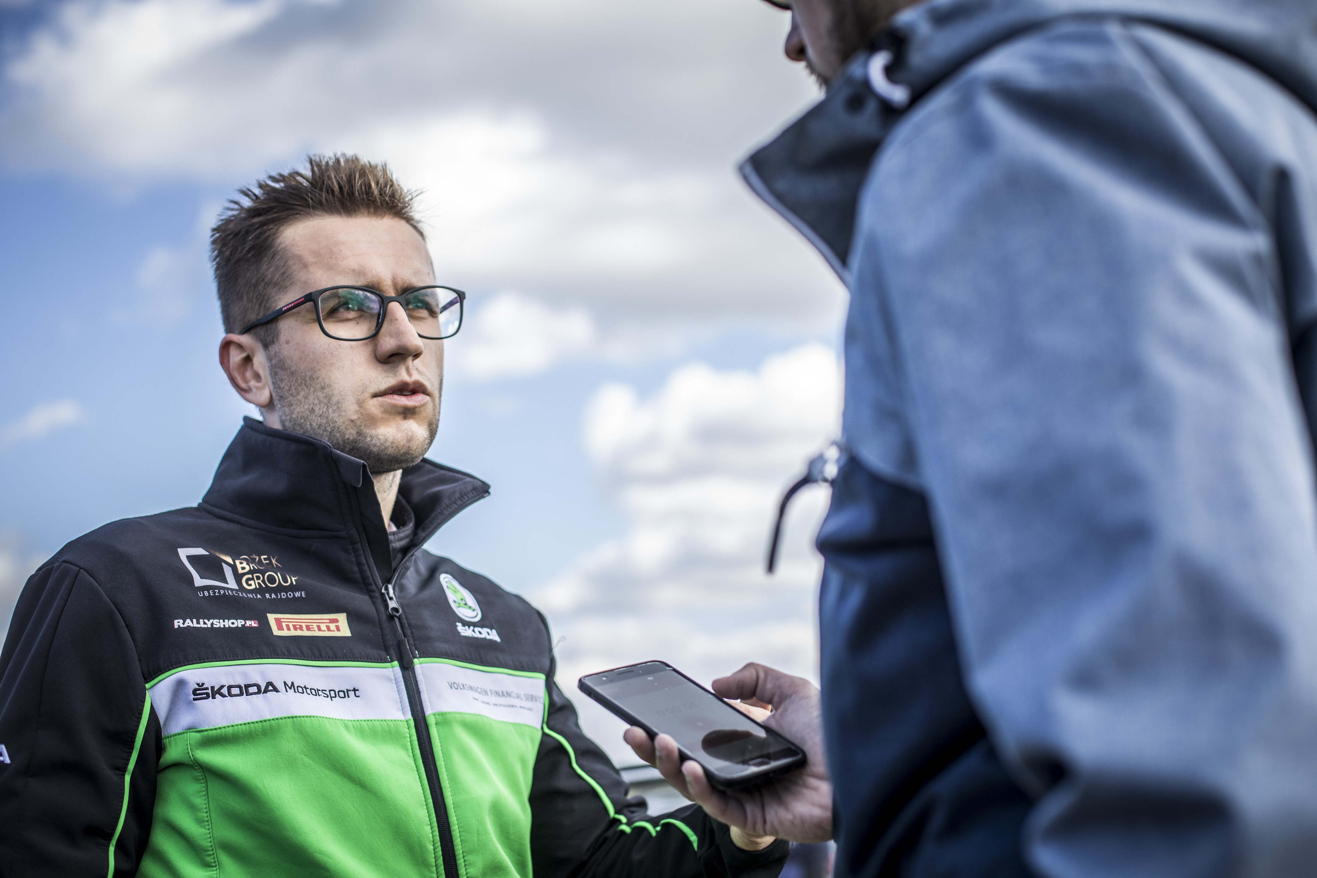 Marczyk shines on ERC Junior U28 debut