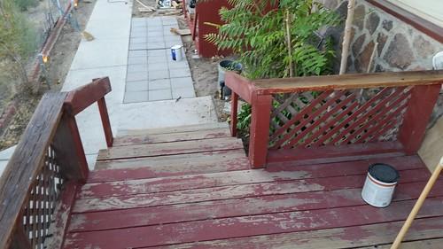 Porch Prep
