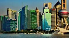 Shanghai riverside