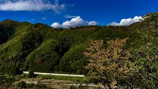 今日のトランスイート四季島 - またまた山の上から