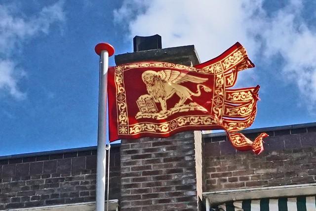Gevleugelde leeuw van Sint Marcus