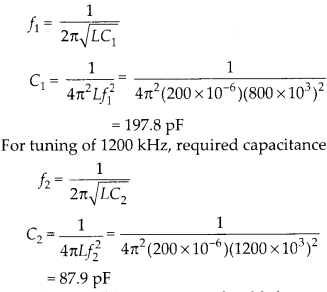 NCERT Solutions for Class 12 Physics Chapter 7 Alternating Current 13