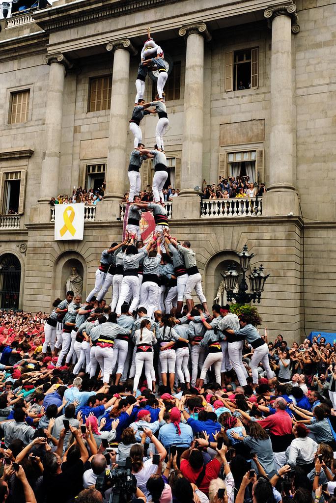 La Mercè, Barcelona 24 de setembre de 2018